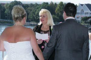 dream wedding ceremonies in outdoor spaces
