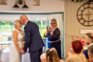 Personalised vow renewal ceremony in Leicestershire