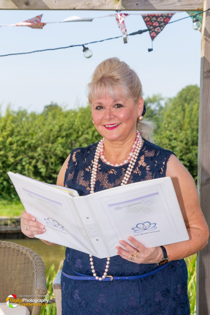 Jacqui Tillyard Independent Celebrant in Leicestershire